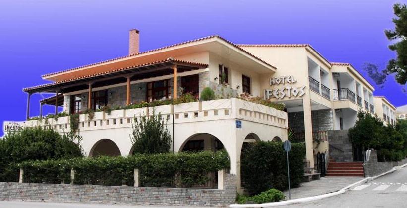 Отель Ifestos в городе Мирина (Греция)