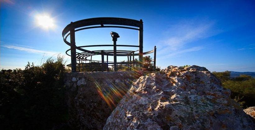 Башня-Трон Кайзера на острове Корфу