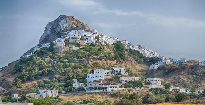 Красоты острова Скирос