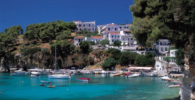 Остров Алонисос в Греции