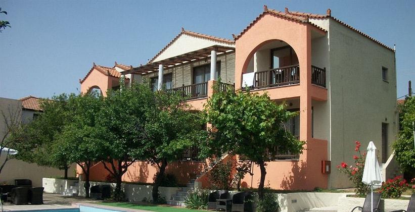 Отель Rigas в городе Скопелос (Греция)