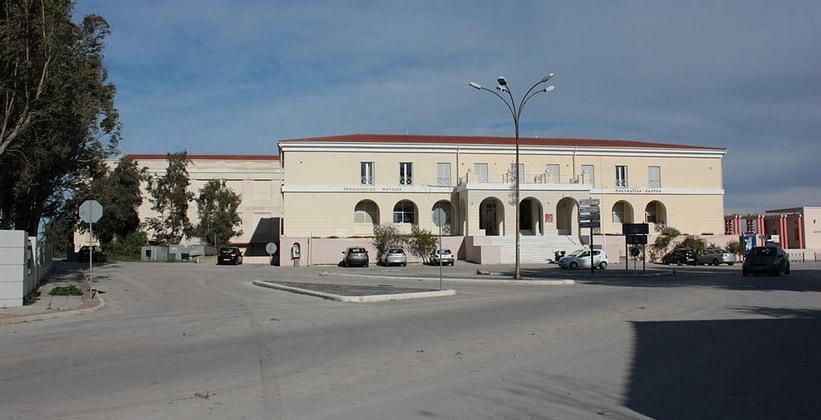Археологический музей в городе Лефкас