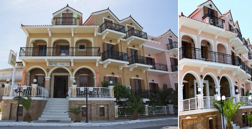 Отель Aggelos в Аргостолионе (Греция)