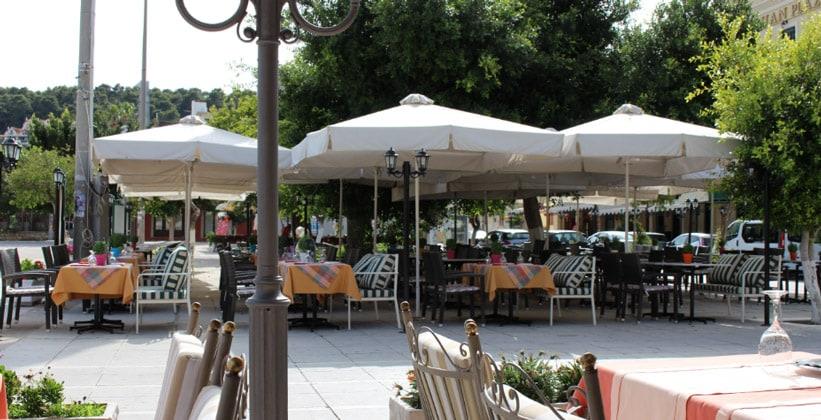 Ресторан Premier в Аргостолионе (Греция)