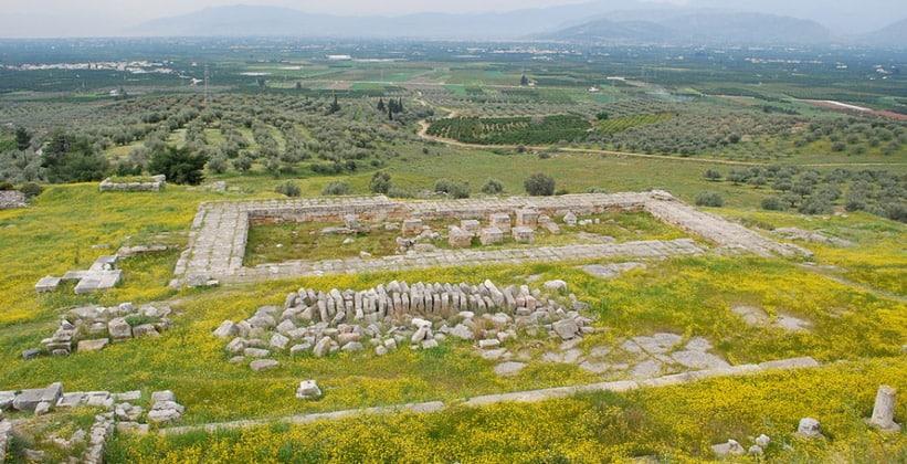 Аргосский Герайон в Греции