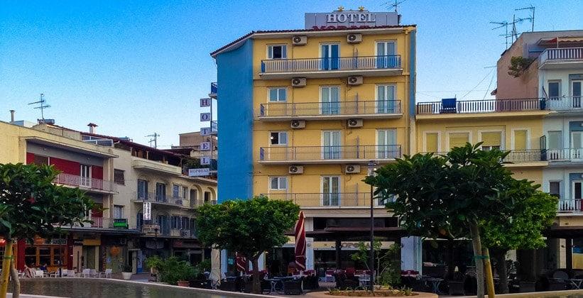 Отель Morfeas в Аргосе