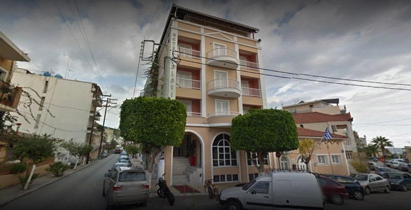 Отель Palatino в городе Закинтос (Греция)