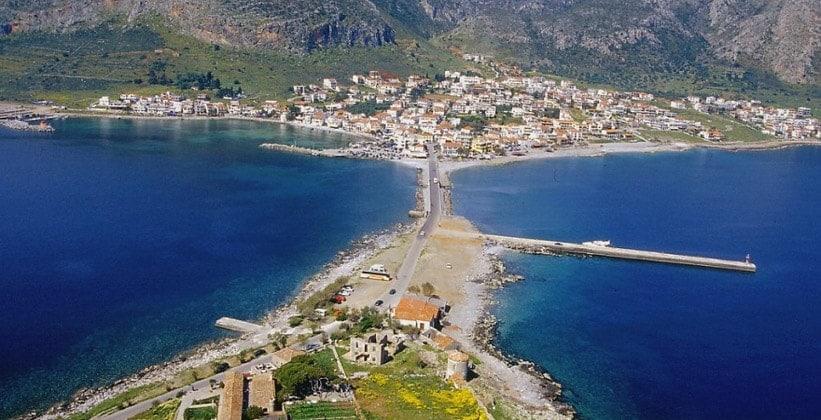 Префектура Лакония в Греции