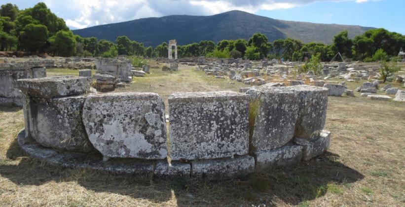 Святилище Асклепия в Эпидавре