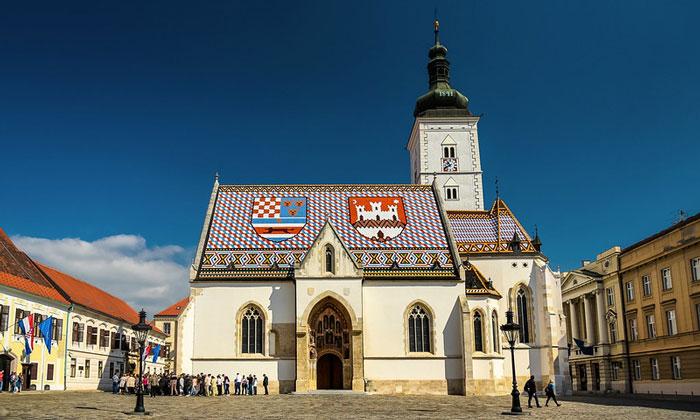 Церковь Святого Марка (Загреб)