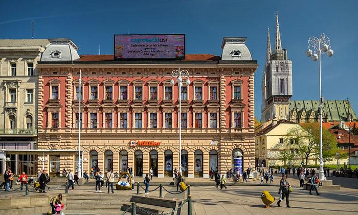 Площадь Бана Елачича (Загреб)