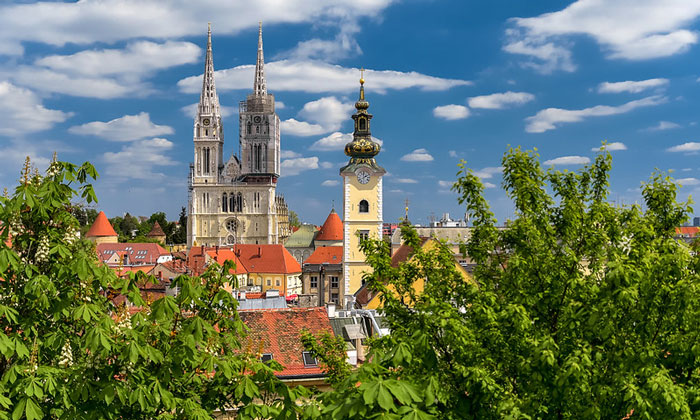 Великолепный Загреб