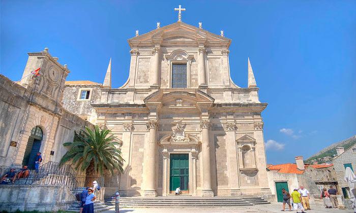 Церковь Святого Игнатия в Дубровнике