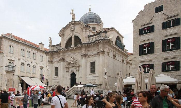 Церковь Святого Влаха в Дубровнике