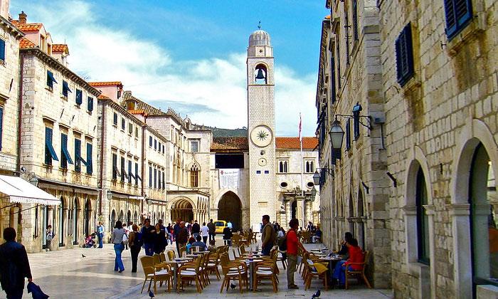 Часовая башня Дубровника