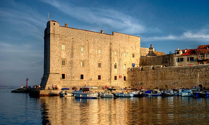 Форт Святого Иоанна в Дубровнике