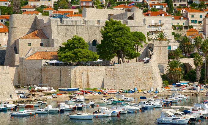 Форт Ревелин в Дубровнике