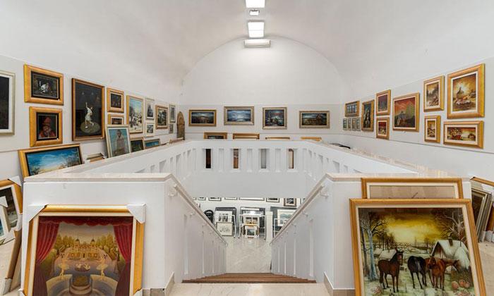 Галерея «Sebastian» в Дубровнике