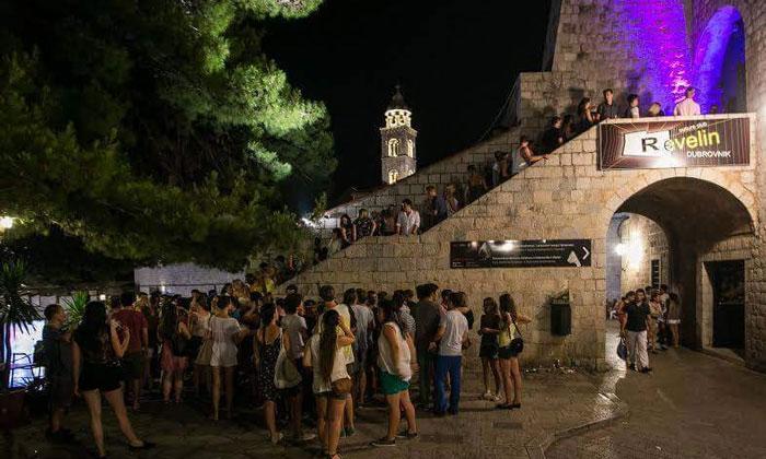 Ночной клуб «Culture Revelin» в Дубровнике