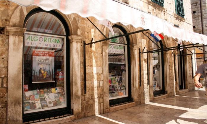 Магазин «Algoritam» в Дубровнике