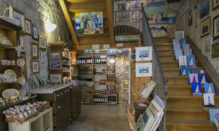 Магазин «Dubrovacka Kuca» в Дубровнике