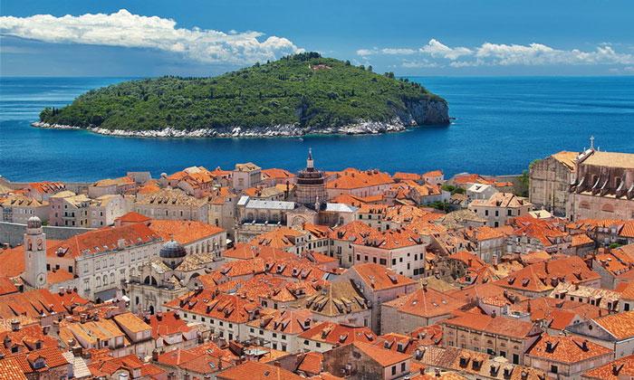 Остров Локрум в Дубровнике