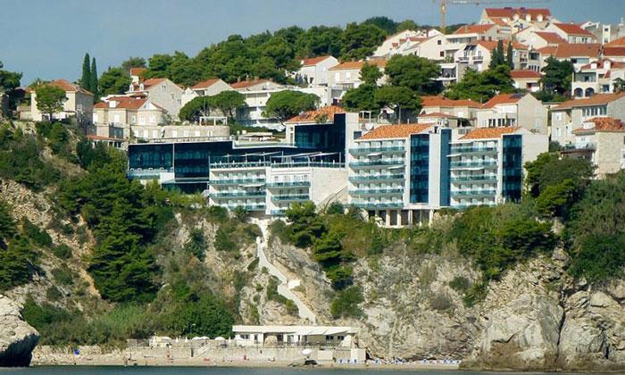 Отель «Bellevue» в Дубровнике