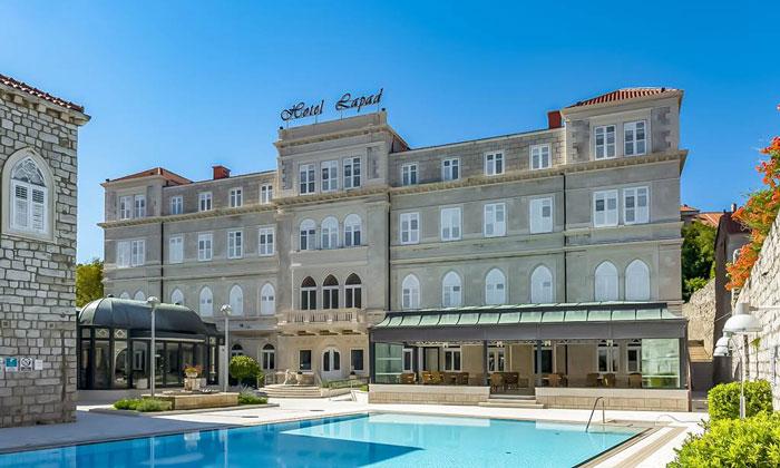 Отель «Lapad» в Дубровнике