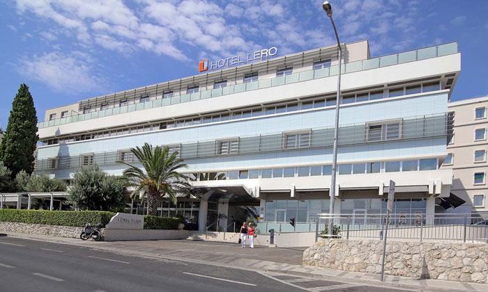 Отель «Lero» в Дубровнике