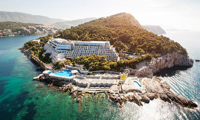 Отель «Dubrovnik Palace» в Дубровнике