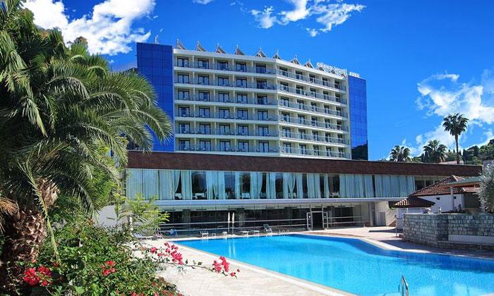 Отель «Park» в Дубровнике