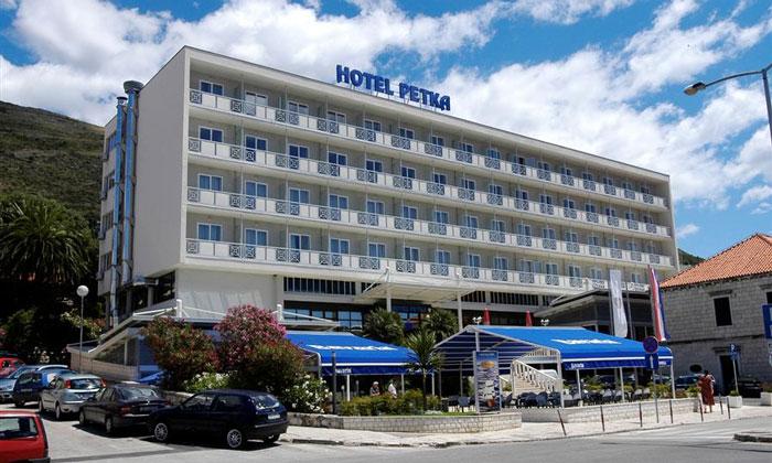 Отель «Petka» в Дубровнике