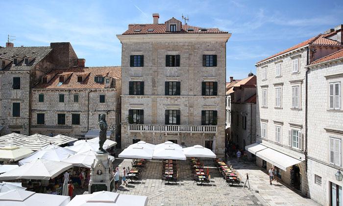 Отель «Pucic Palace» в Дубровнике