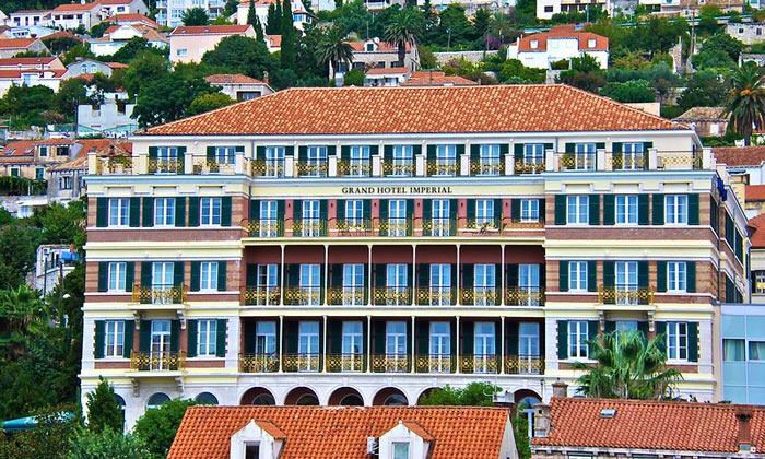 Отель «Hilton Imperial» в Дубровнике