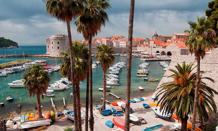 Прибрежный Дубровник