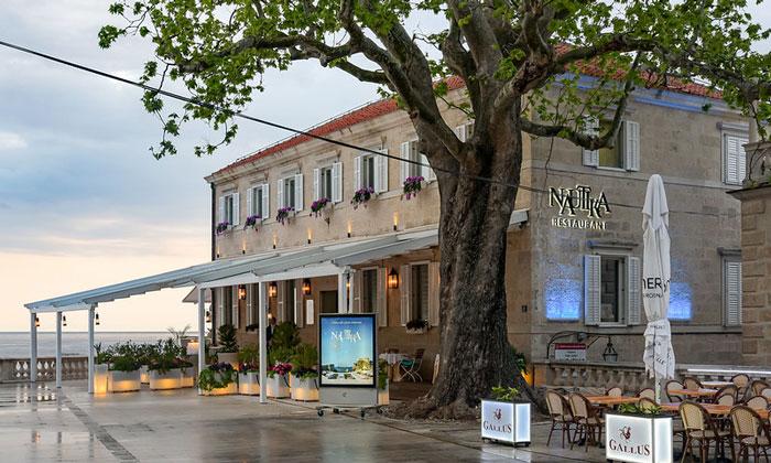 Ресторан «Nautika» в Дубровнике