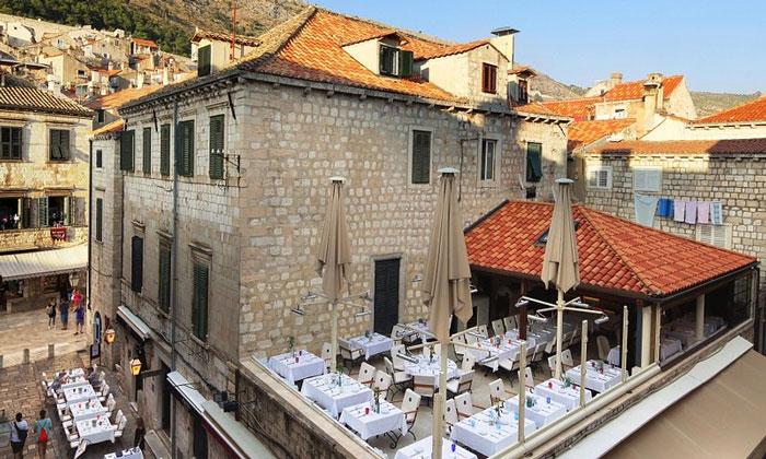 Ресторан «Proto» в Дубровнике