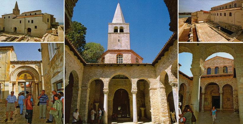 Евфразиева базилика в Хорватии