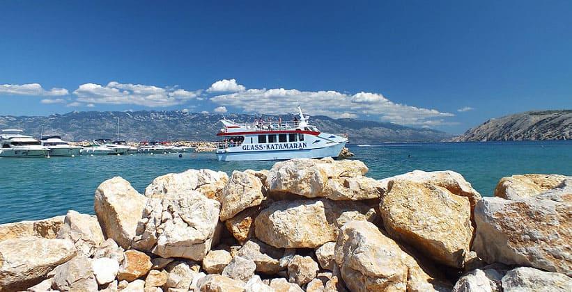 Красоты полуострова Лопар (Хорватия)