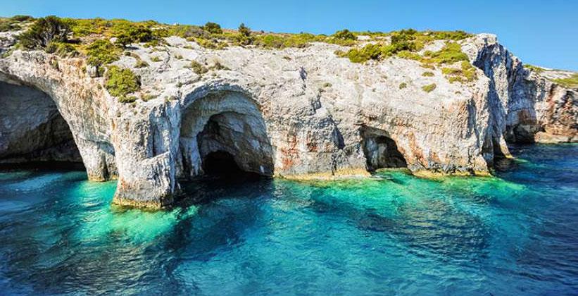 Голубая пещера (Хорватия)