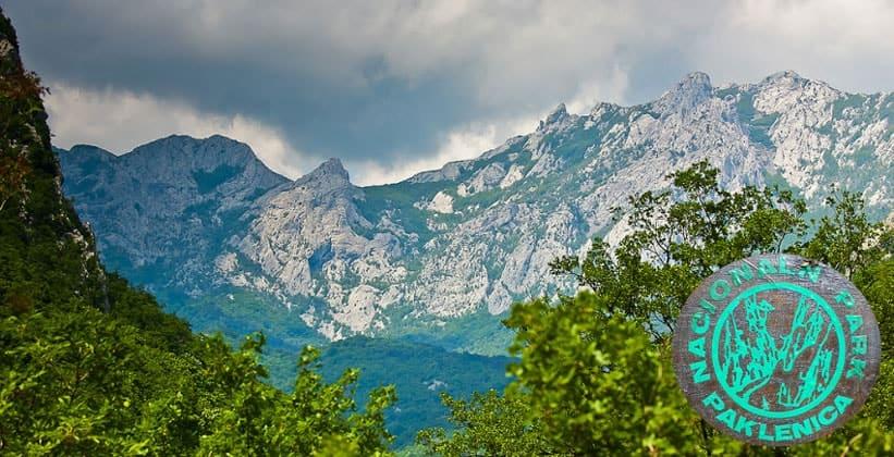 Национальный парк Пакленица в Хорватии