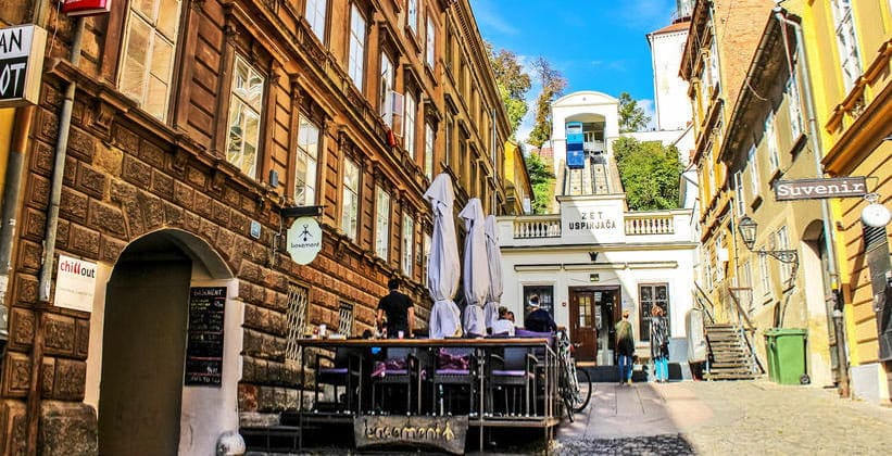 Хостел Chillout в Загребе (Хорватия)