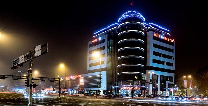 Отель Antunovic в Загребе (Хорватия)