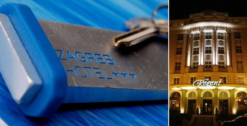 Отели Загреба (Хорватия)