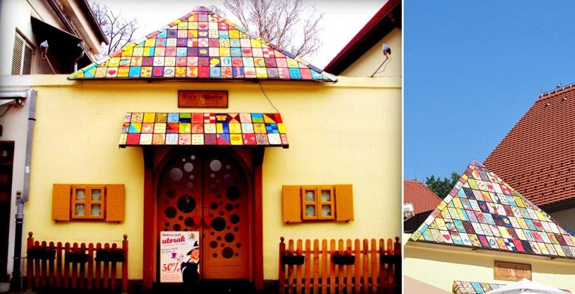 Ресторан Ivica i Marica в Загребе