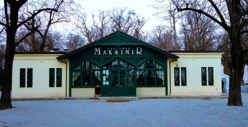 Ресторан Maksimir в Загребе