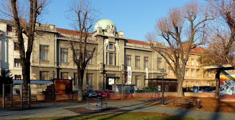 Этнографический музей в Загребе