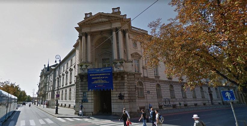 Галерея современного искусства в Загребе