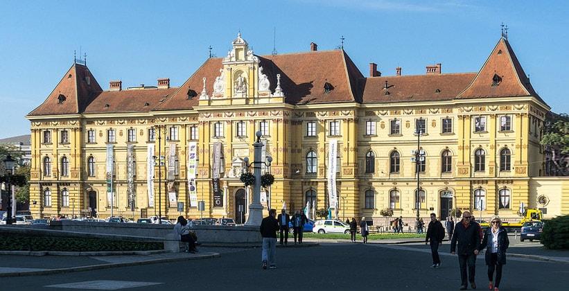 Музей искусств и ремёсел (Загреб)