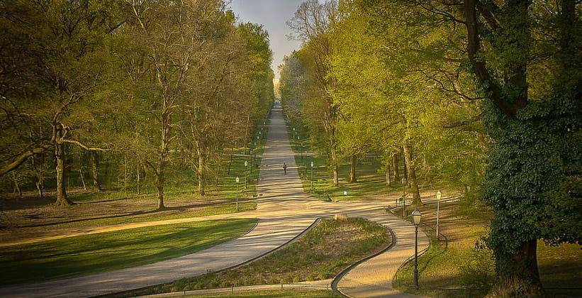 Парк Максимир в Загребе
